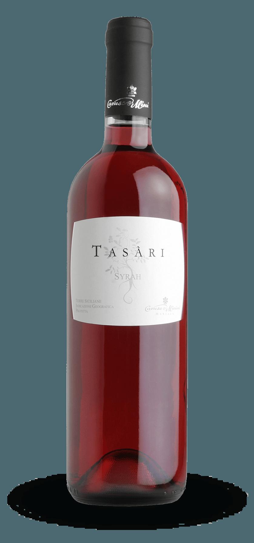 Tasari Syrah Rosato Terre Siciliane IGP | Sicitaly