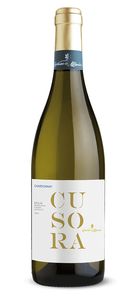 Cusora Chardonnay DOC Sicilia | Sicitaly