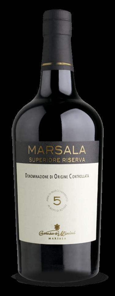Marsala Superiore Riserva 5 anni DOC | Sicitaly