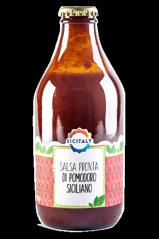 Salsa pronta di Pomodoro Siciliano | Sicitaly