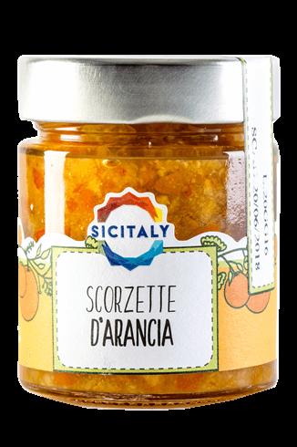 Scorzette d'Arancia | Sicitaly
